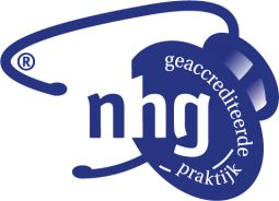 NHG Geaccrediteerde praktijk logo